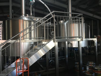 Boutique micro brewery equipment - Beer Brewery Tours