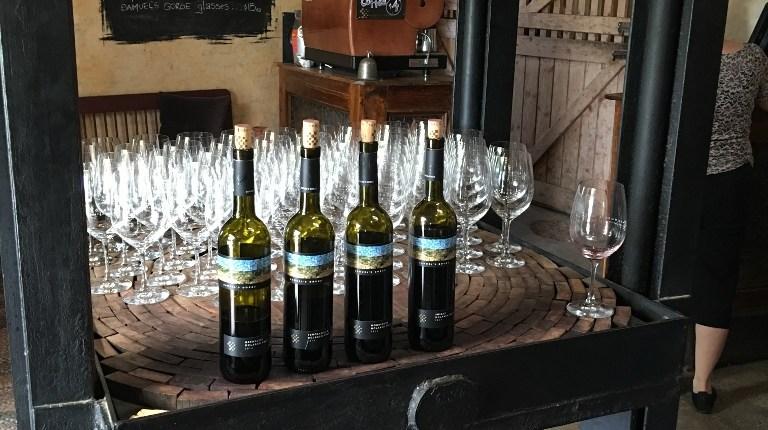 Mc Laren Vale Wineries - Samuel's Gorge Wines