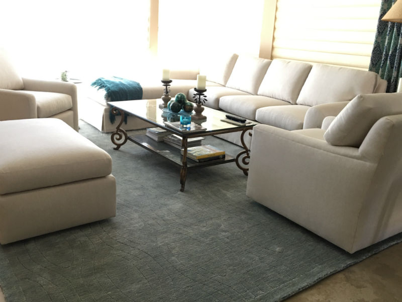 Help Define A Space With New Large Rugs Shiraz Rug Gallery