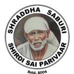 Shirdi Sai Parivaar Logo