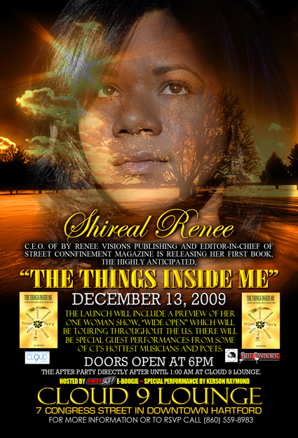 The Things Inside Me - Book Launch