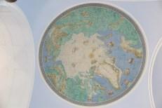 Ceiling of Polar museum