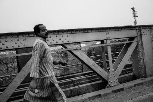 grand dad's bridge November 2015 — at Bhandari Bridge.
