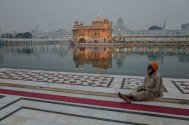 A night before Diwali, The Golden Temple Amritsar