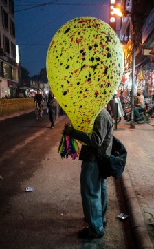 Do you sometimes feel like your head is going to explode? November 2015. India