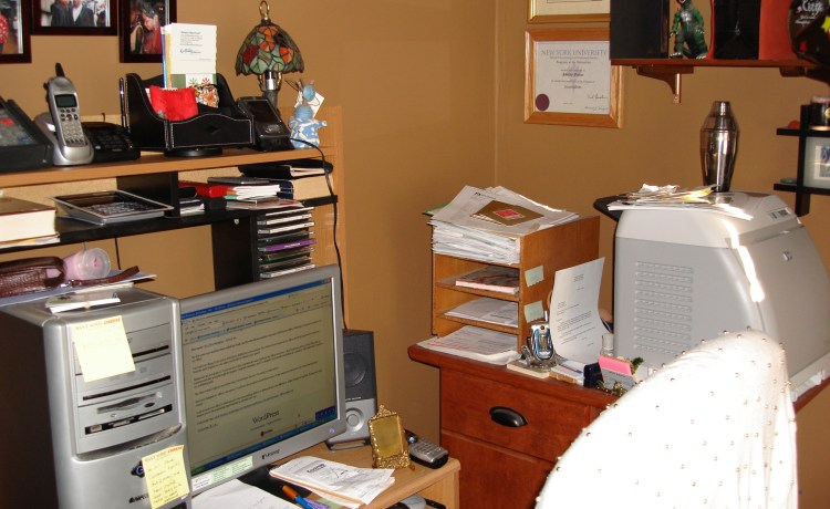 Is Everything in Your Office at Arm's Length, by Shirley George Frazier
