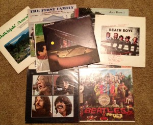 The Beatles, The Beach Boys, Robert Flack and The Mennonite Hour
