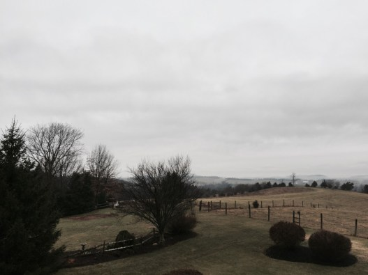 Bleak Midwinter in the Shenandoah Valley