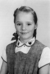Shirley Ann Hershey, Grade Three