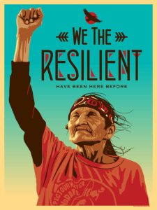 WE THE RESILIENT by Ernesto Yerena