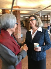 Meeting Susan Schultz Huxman, ninth president of Eastern Mennonite University
