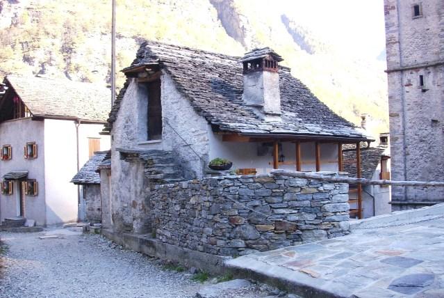 Cottage in Sonogno