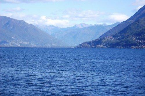 Lake Maggiore, Switzerland Copyright 2007 Shirley Sorbello