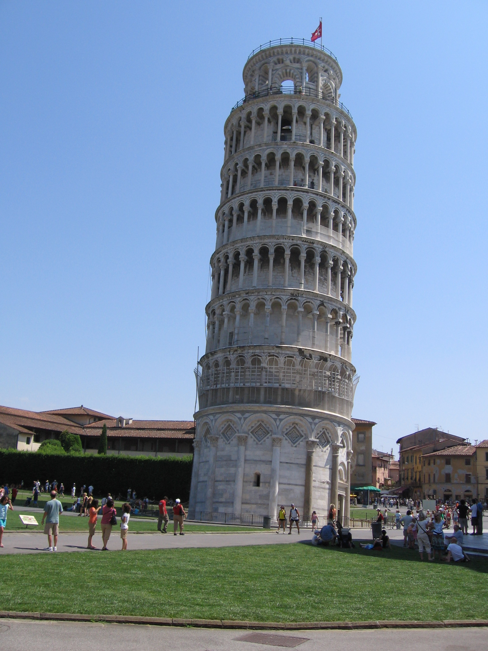 Friday's Photos – Tower of Pisa