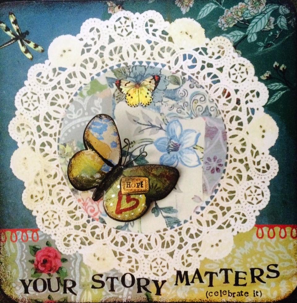 Your Story Does Matter