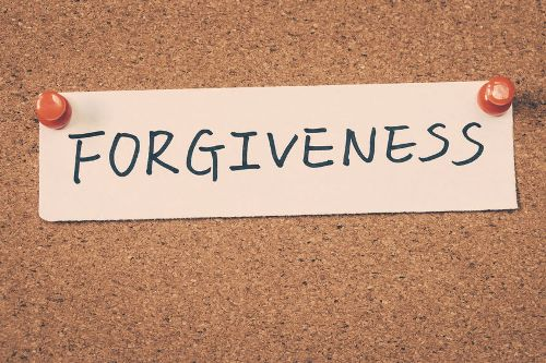 Growing Older – Forgiveness