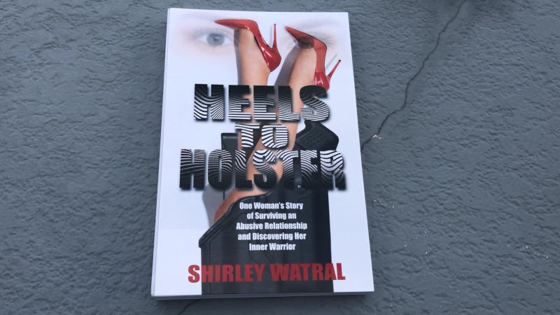 Heels to Holster Book