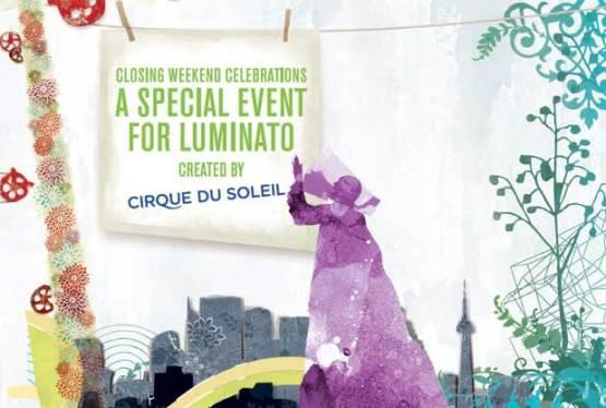 Cirque Du Soleil at Luminato