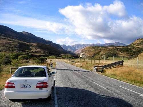 只要两人有相同方向就可以了 (纽西兰西海岸 - 摄于2006年)