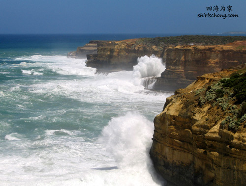 澳洲/澳大利亚大洋路其中一个景点 (Great Ocean Road)
