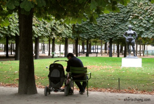 Tuileries, Paris