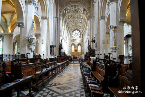Cathedral, Christ Church, Oxford