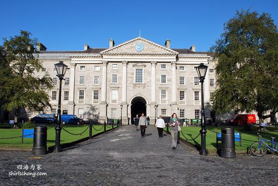 都柏林大学校园