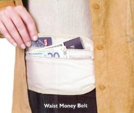 Wast money belt