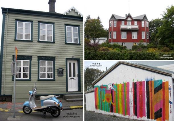 冰岛首都雷克雅未克 Reykjavik