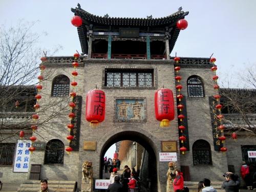 王家大院,山西,中国