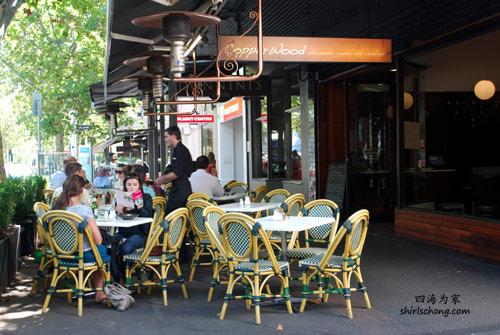Lygon Street, Melbourne, Australia