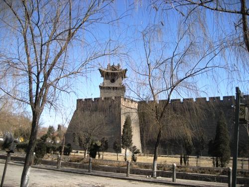 平遥古城,山西,中国