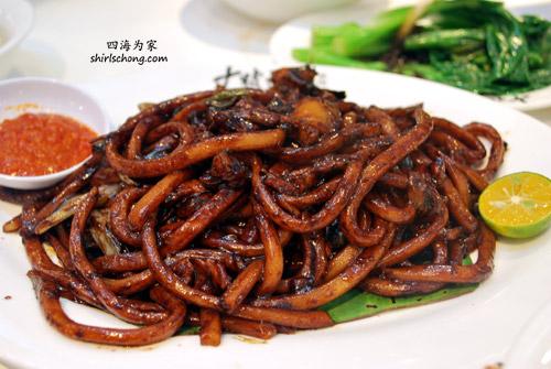 吉隆坡福建面 (吃在马来西亚)