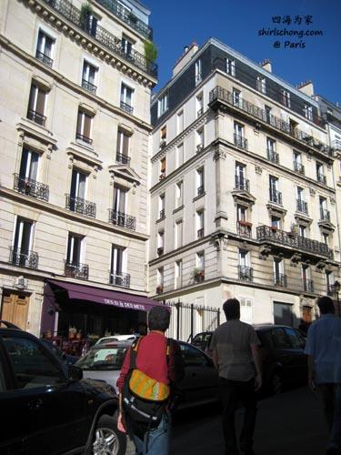 巴黎蒙特马 (Montmartre, Paris)