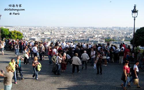 巴黎蒙马特 (Montmartre, Paris)