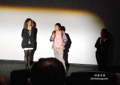 《挪威的森林》 陈英雄导演 (多伦多国际电影节) (Tran Anh Hung at TIFF)