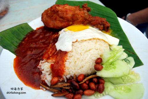 椰浆饭 Nasi Lemak - 30种必尝大马美食 (30 Must Eats Malaysian food)