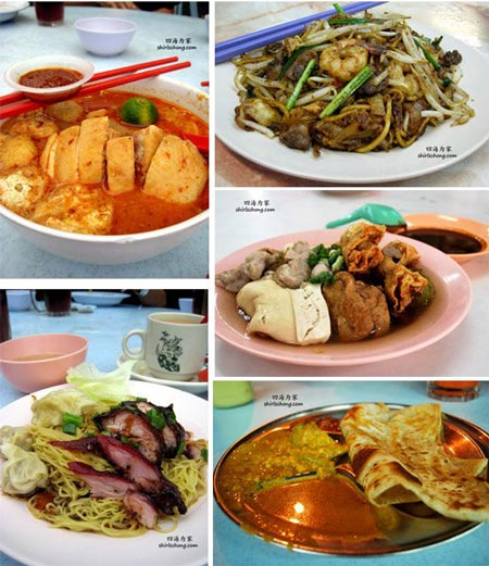 去马来西亚旅行吃什么?30种必尝大马美食