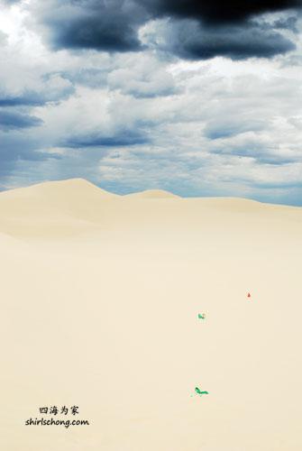 Port Stepehens Sand Dunes