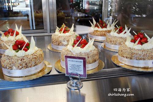Brunetti 的罗马蛋糕 (墨尔本)