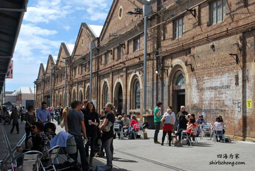 Eveleigh Farrmersr Market -- Sydney, Australia