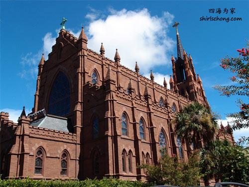 美国查尔斯顿旅游 Charleston Travel