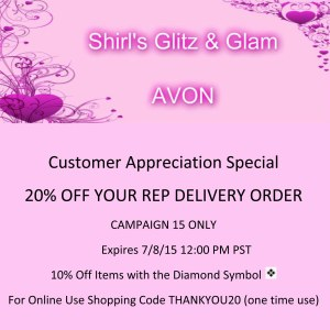 Customer Appreciation Special