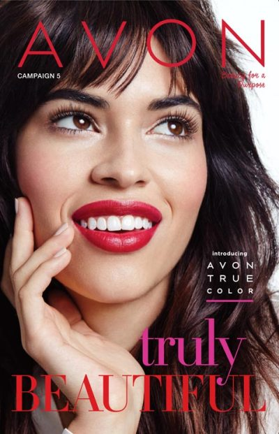 Avon Campaign 5 Introducing Avon True Color