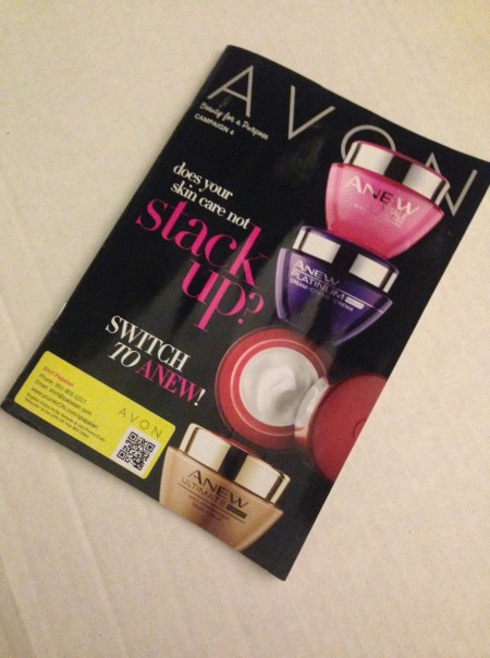 What Do I Do With My Avon Brochures