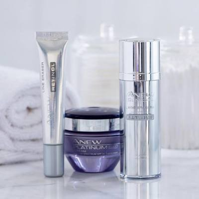 Avon Skin Care Sunday