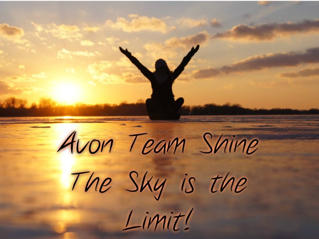 Avon Campaign 20 Team Shine Recognition