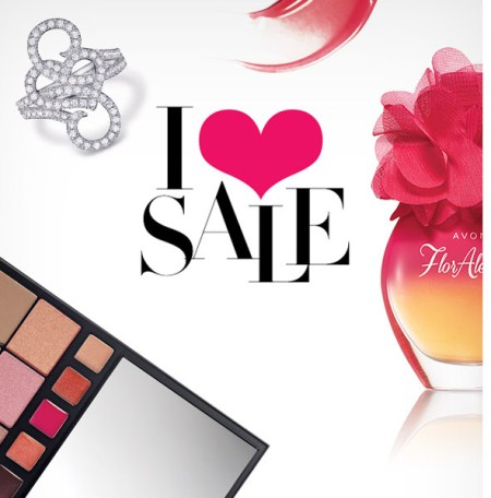 Avon Semi Annual Sale