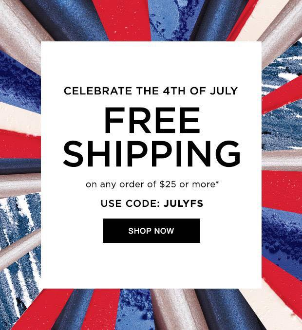 Happy 4th of July! Avon Free Shipping on $25+ Orders!