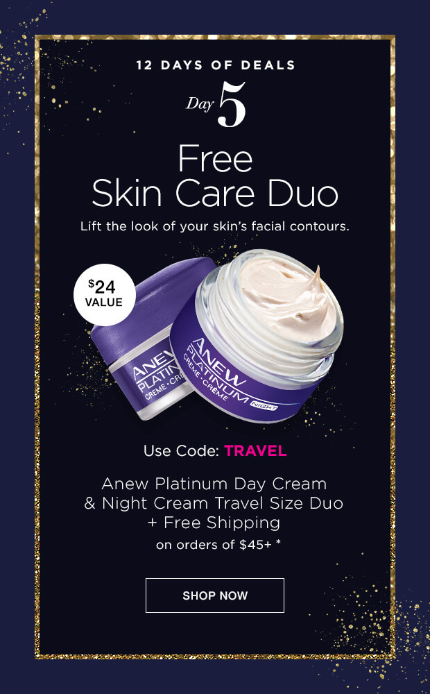 Avon 12 Days of Deals Day 5